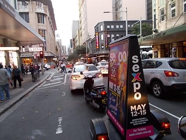 ScooterAdvertisingSydney-Sexpo Sydney (3)
